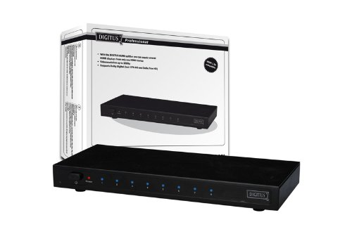 Digitus DS-43300 Hdmi Video Splitter 1 = 8