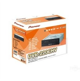 Sculpture recorders Pioneer 24X flash drive DVR-220CHV 219CHV sata serial interfaces