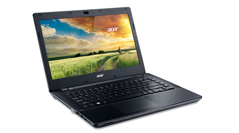 ACER NB E5-421-42EN AMD A4-6210 (1.8 GHZ, 4 CORES) 4GB RAM 500GB DD WINDOWS 8.1 PANTALLA 14 DVD NEGRO