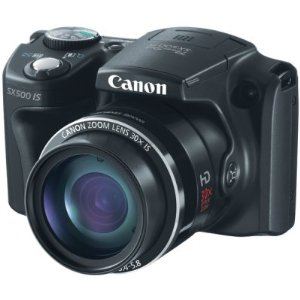 Canon 6353B001 Sx500is Pwrsht 16Mgp