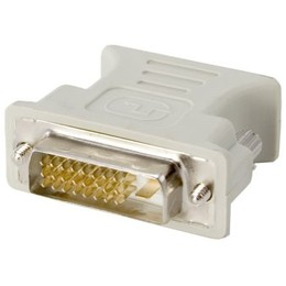 KINGWIN ADP-04A DVI-D Male (24+1 pin) to VGA HD 15 Female Adapter