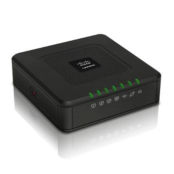 ROUTER WIRELESS LINKSYS WRT54GH-LA 54 MBPS