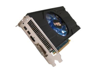 HIS iCooler H777F1G2M Radeon HD 7770 GHz Edition 1GB 128-bit GDDR5 PCI Express 3.0 x16 HDCP Ready Video Card