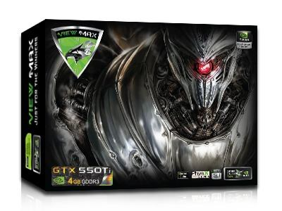 Tarjeta De Video 4gb Nvidia Ge Force Gtx 550ti Gddr3