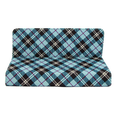 "COVER P/TABLET 7"" SENCILLO ESCOCES AZUL"
