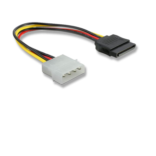 CAB SATA POWER CABLE 6