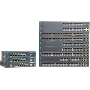 CATALYST 2960 PLUS 24 10/100 8 POE + 2 T/SFP LAN LITE