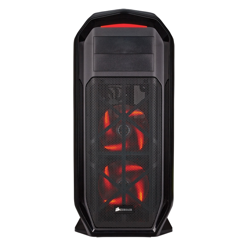 CORSAIR GRAPHITE SERIES 780T FULL TOWER PC CASE - NEGRO (SIN FUENTE)