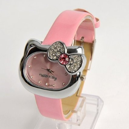 Wristwatch Hello Kitty Reloj color rosa