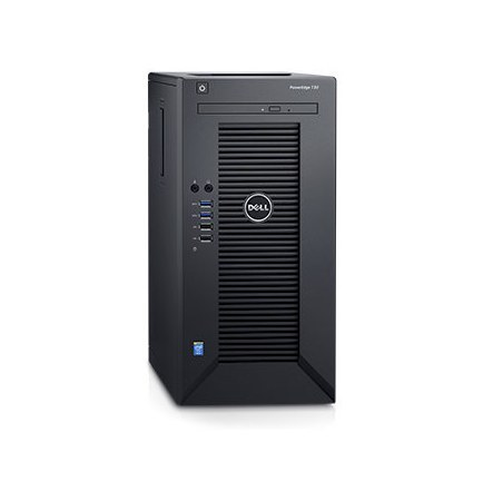 Serv DELL PowerEdge T30 Xeon E3-1225v5 8G 1T LAN 1000 Tower DVD 1ag