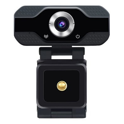 Cámara Web Brobotix Webcam 651312 Full HD 1080p USB 2.0 Negro 651312