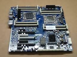 HP Z840 placa base System Board  761510-001