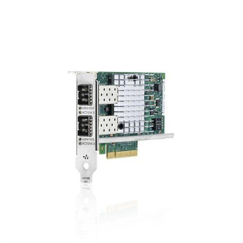 HP 665249-B21 Ethernet 10Gb 2-port 560SFP+ Adapter - Network adapter - PCI Express 2.0 x8 - 10 Gigabit LAN - 2 ports - for ProLiant DL320e Gen8, DL360e Gen8, DL560 Gen8, ML310e Gen8, SL250s Gen8, SL270s Gen8