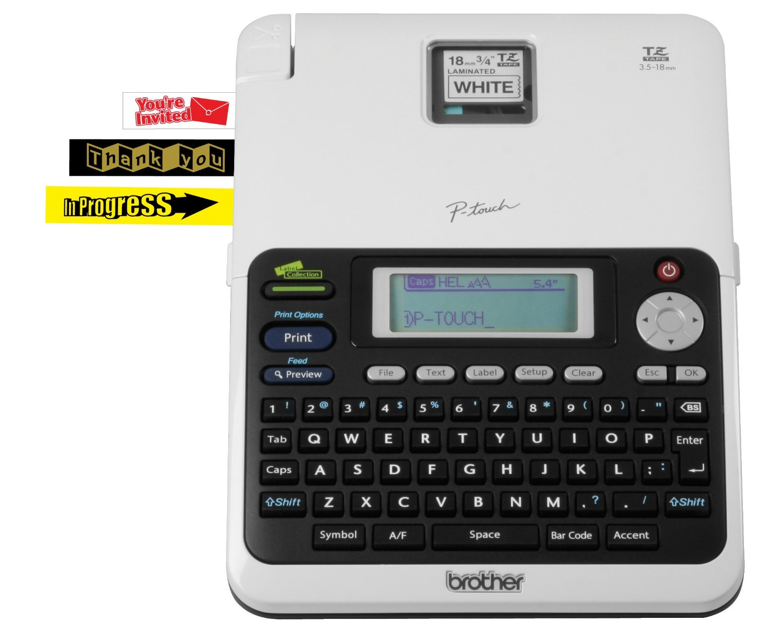 Brother Desktop Office Labeler
