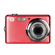CAMARA HP SW450A 12MP 4X OPT ZOOM LI-ION ROJA