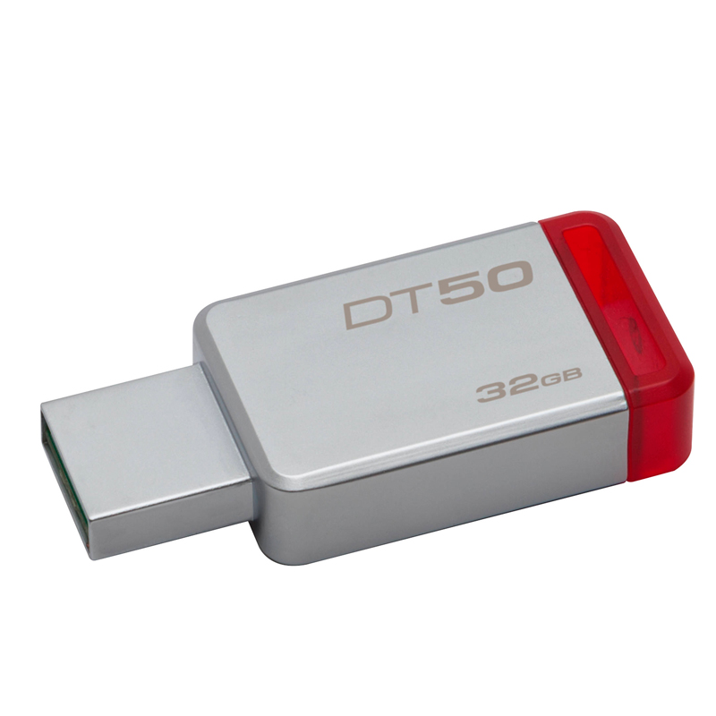 KINGSTON RM DT50/32, 32GB, USB 3.1 RED