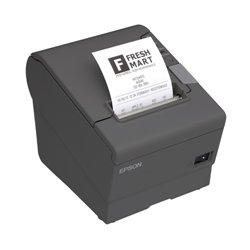 ENTEC PV TM-188/T MINIPRINTER TERMICA, CORTADOR AUTOMATICO, INTERFACES SERIAL, ETHERNET y USB, IMPRESION TERMICA 250 mm/seg. RESOLUCION 230DPI, CORTADORA AUTOMATICA, CONECTOR PARA GAVETA (RJ-11)
