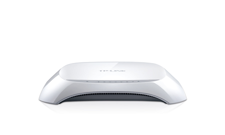 TP-LINK NP TL-WR840NV2  300Mbps Wireless N Router, Qualcomm, 2T2R, 2.4GHz, 802.11b/g/n, 1 10/100M WAN + 4 10/100M LAN, 2 fixed antennas