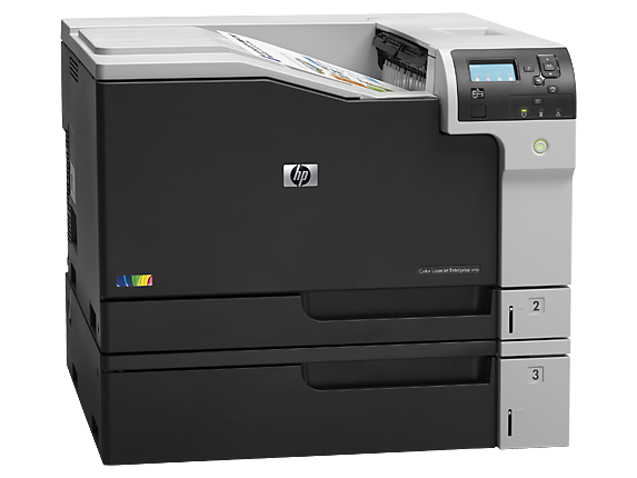 HP COLOR  ENTERPRISE M750DN LASERJET