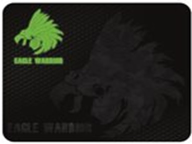 EAGLE WARRIOR CA EWPAD-F3226 MOUSEPAD GAMING BASE GOMA DE CAUCHO 320 X 260 MM