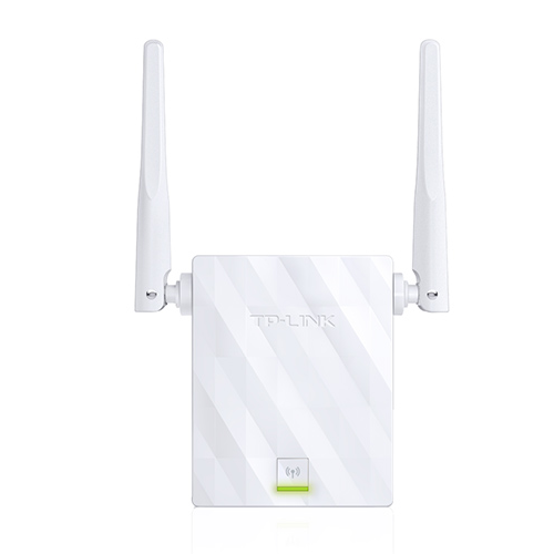 TP-LINK NP  TL-WA855RE  300Mbps Wireless N Wall Plugged Range Extender, Qualcomm, 2T2R, 2.4GHz, 802.11b/g/n, 1 10/100M LAN, Ranger Extender button, AP & Range extender mode, 2 fixed antennas