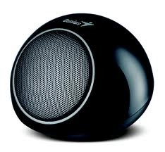 BOCINA GENIUS  SP-I170 P/ MP3, IPOD, PC BLANCA