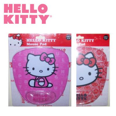MOUSEPAD TIPO GEL HELLO KITTY