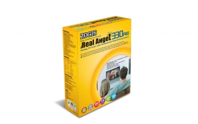 TV TUNER / RADIO FM REAL ANGEL 330 PRO  RA330PRO