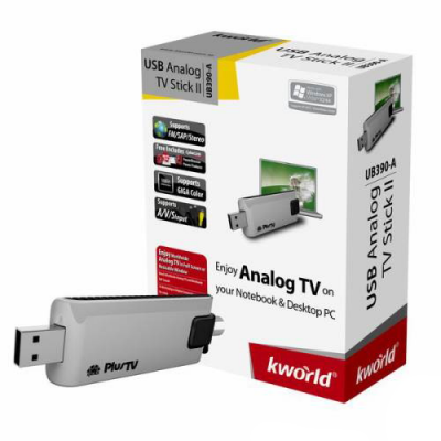 CONVERTIDOR TV/USB KWORLD