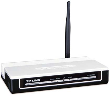 ACCES POINT TP-LINK WIRELESS G TL-WA500G