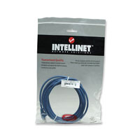 CABLE PATCH 0.5 MTSCAT5 AZUL