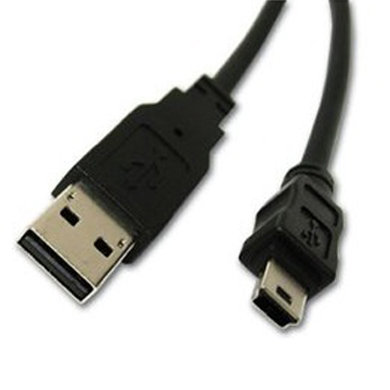 CABLE USB V2.0 A MINIB 5PIN  NGO 3 MTS