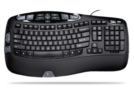 TECLADO LOGITECH WAVE KEYBOARD