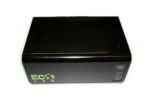 NO BREAK CDP ECO LED INDICADOR VDC 9V/12V GN ECOUPS 9/12