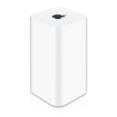 Estación base APPLE AirPort Time Capsule - Color blanco, Apple, Adaptadores