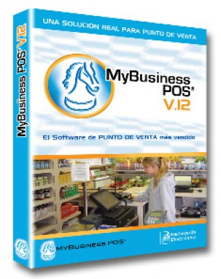 Timbres Fiscales MyBusiness POS - Windows, 12, 1