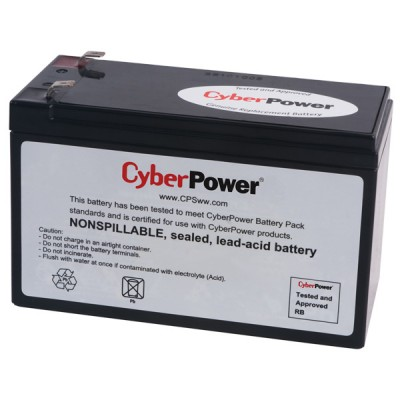 CyberPower RB1290 - 0 - 45 °C, 0 - 90, Negro