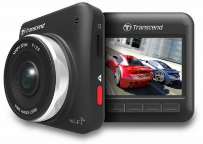 Grabador de video TRANSCEND - 30 pps, LCD