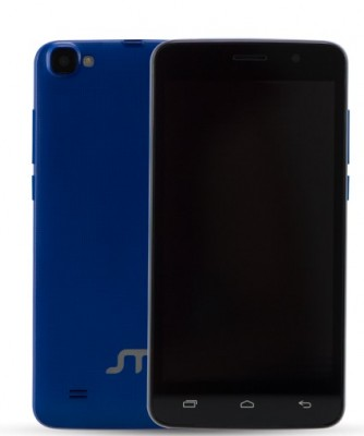 Celular ACTECK jOy - 5 pulgadas, Quad Core, 512 MB, Azul, Android 5.1