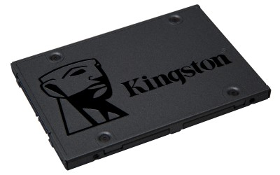 SSD Kingston Technology SA400S37/240 - 240 GB, Serial ATA III, 500 MB/s, 350 MB/s, 6 Gbit/s