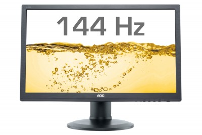 Monitor Gaming 24? AOC G2460PQU - 24 pulgadas, 350 cd / m², 1920 x 1080 Pixeles, 1 ms