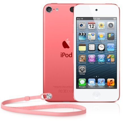 "iPod APPLE iPod touch - MP4, iOS, Rosa, 32 GB, 10, 2 cm (4"")"