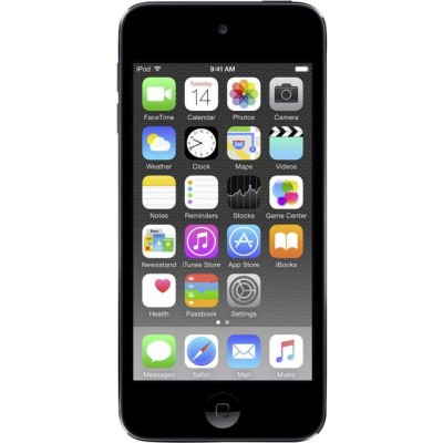 "iPod Touch APPLE - MP4, iOS, Gris, 16 GB, 10, 2 cm (4"")"