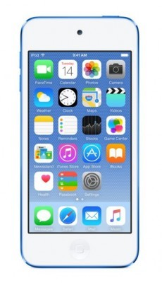 iPod Touch APPLE - iOS, Azul, 64 GB, 10, 2 cm (4
