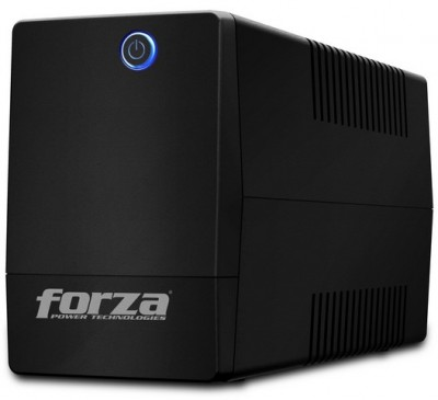 No-Break FORZA NT-511 UPS110V - 500 VA, 250 W, Negro