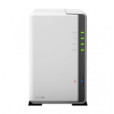 Servidor NAS SYNOLOGY DS218J - Serial ATA III, 1, 3 GHz