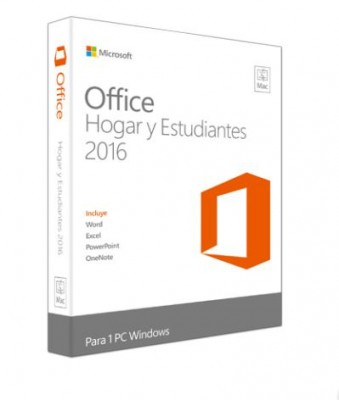 OFFICE HOME AND STUDENT 2016 MICROSOFT - 1