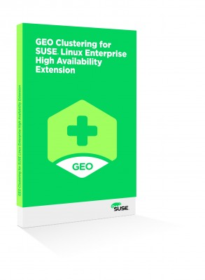 Suse Geo Clustering for Linux Enterprise High Availability Extension - 1Y, Base