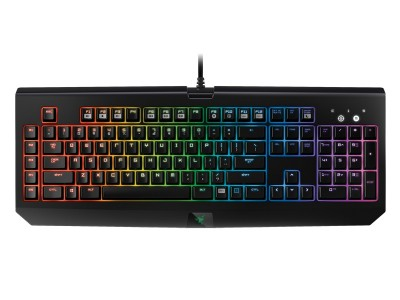 Teclado Razer BlackWidow Tournament Edition Chroma - USB, Universal, Negro