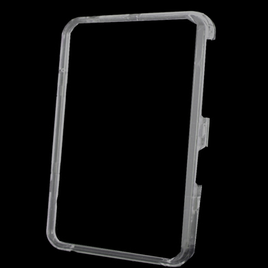 "GALAXY TAB COVER I800 8.9"" RUBBER TRANSPARENTE"